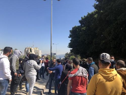 """متظاهرو طرابلس: إعادة الاستجواب بتهمة """"الإرهاب"""" وموقوف جديد"""