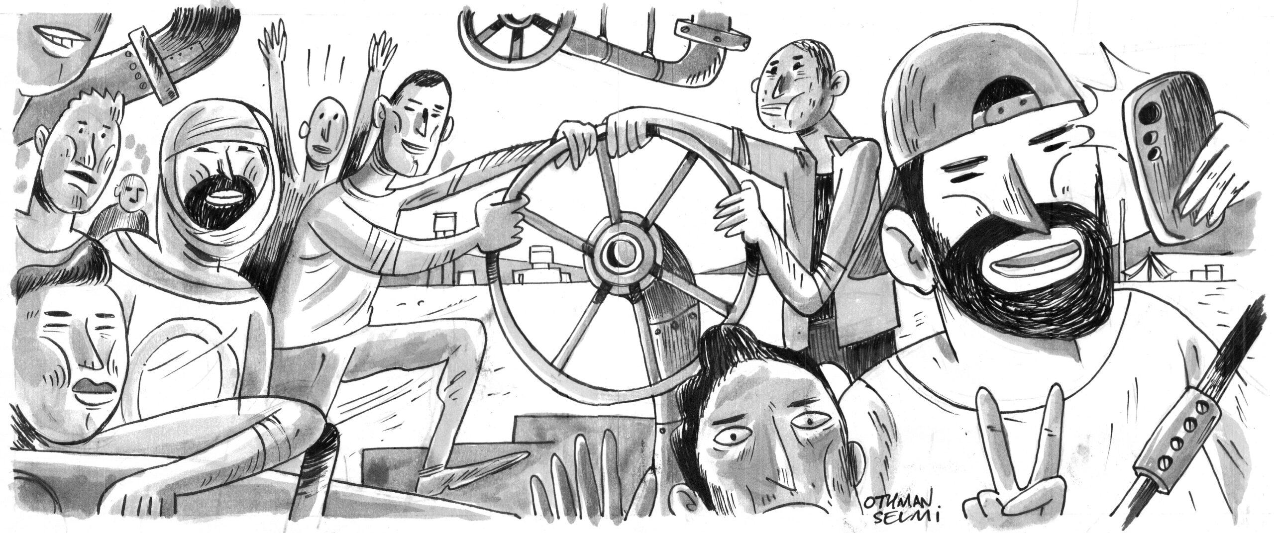 اعتصام الكامور: نصف انتصار وبعض هزيمة
