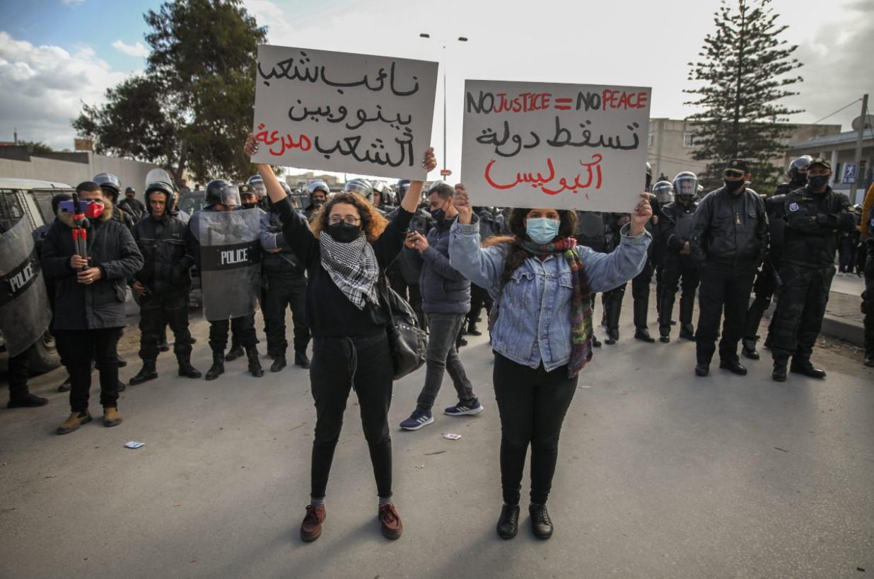العدالة الضائعة في ملفّات موقوفي الحراك التونسي