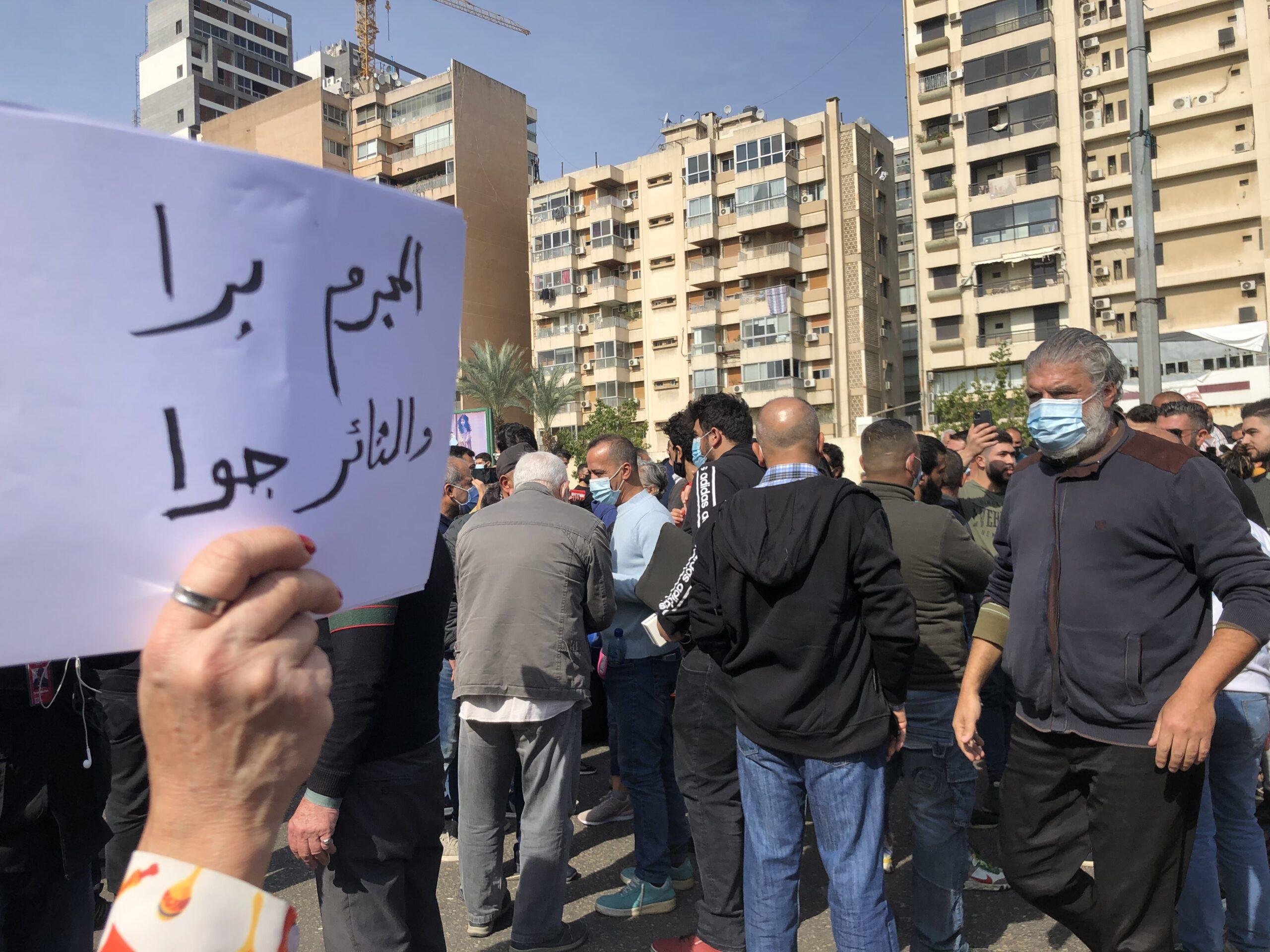 شبهات تعذيب وإخفاء قسري في ملفّات موقوفي احتجاجات طرابلس