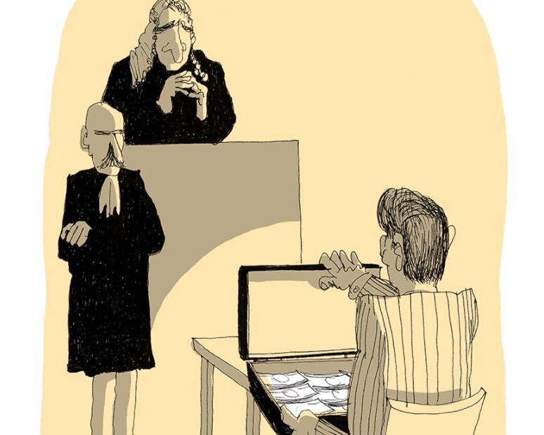 استئناف بيروت تأذن بملاحقة سمسرة العدل (1): حصانة المحامين ضمانة للمحاكمة العادلة أم أداة لهدمها؟