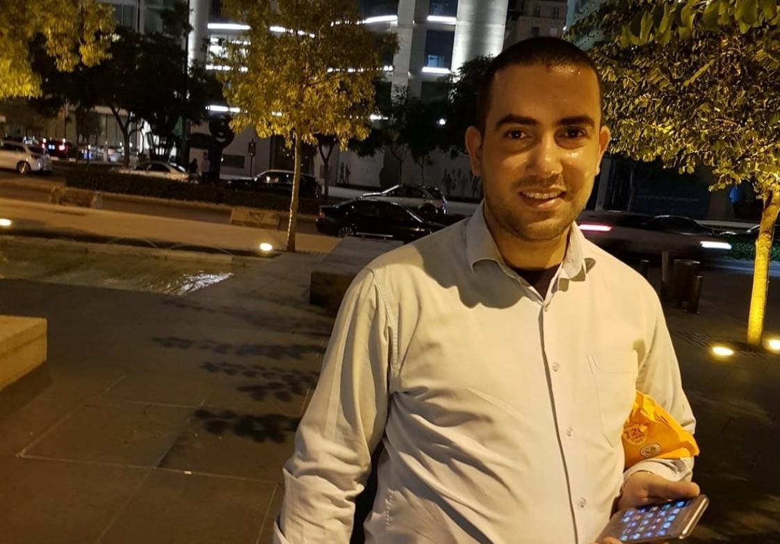 40 يوماً مرّت على حجز حريّة الشاب سعيد عبد الله والسبب: منشور على فيسبوك