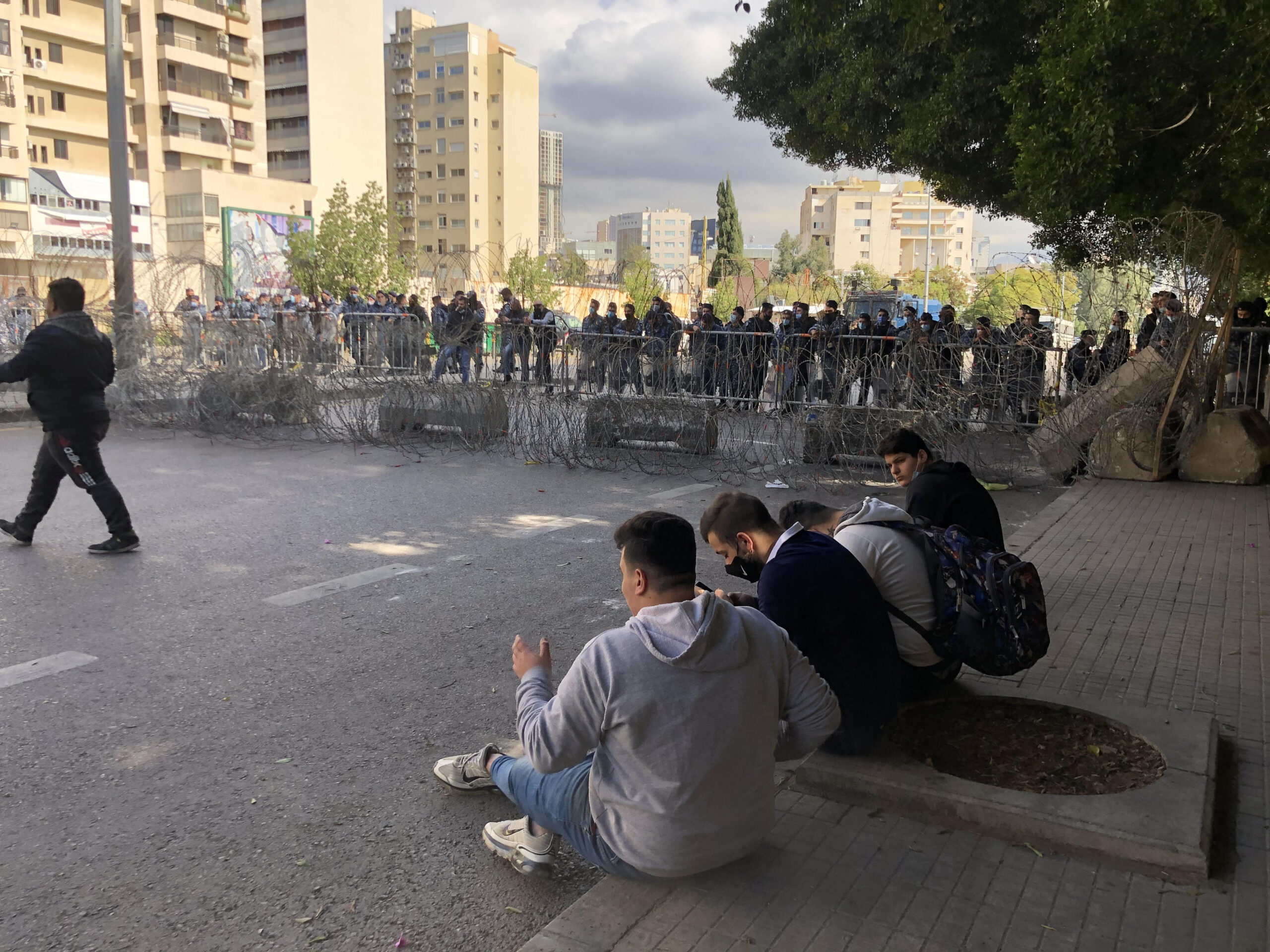 احتجاجات طرابلس: بلاغ من النيابة العامّة عن مفقود لدى مخابرات الجيش
