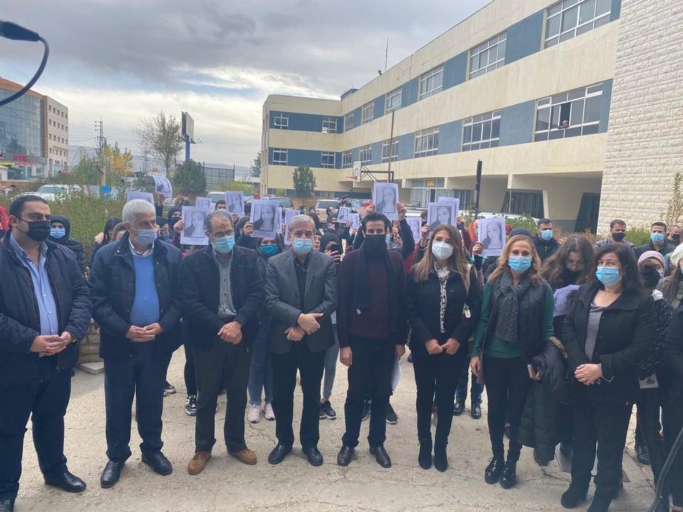 أرواح الطلّاب في البقاع: ثمنٌ للعبور إلى الجامعة اللبنانية