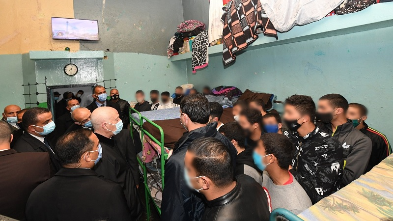 مساجين الحراك الاجتماعي ضحايا باعتراف رئيس الجمهورية: موقف يستحق أن يقرأ