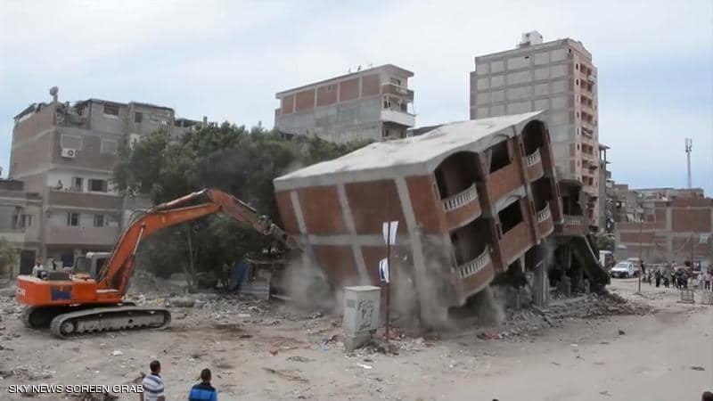 التصالح في مخالفات البناء في مصر: بين الدولة والمواطن والمحليات