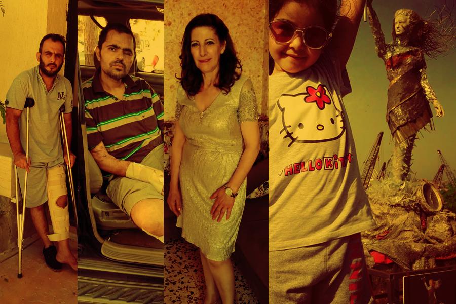استفاقوا من انفجار بيروت بأجساد لا يعرفونها: عن المعوّقين الجدد المتروكين من دون أيّ عناية