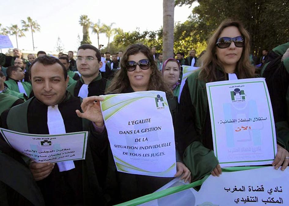 تغييب النساء القاضيات عن مناصب المسؤولية بالمغرب: إشكالية السقف الزجاجي