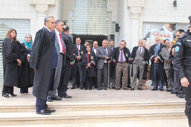 في موازاة اعتكاف قضاة لبنان، قضاة فلسطين يتحركون ضد تعديل قانون السلطة القضائية
