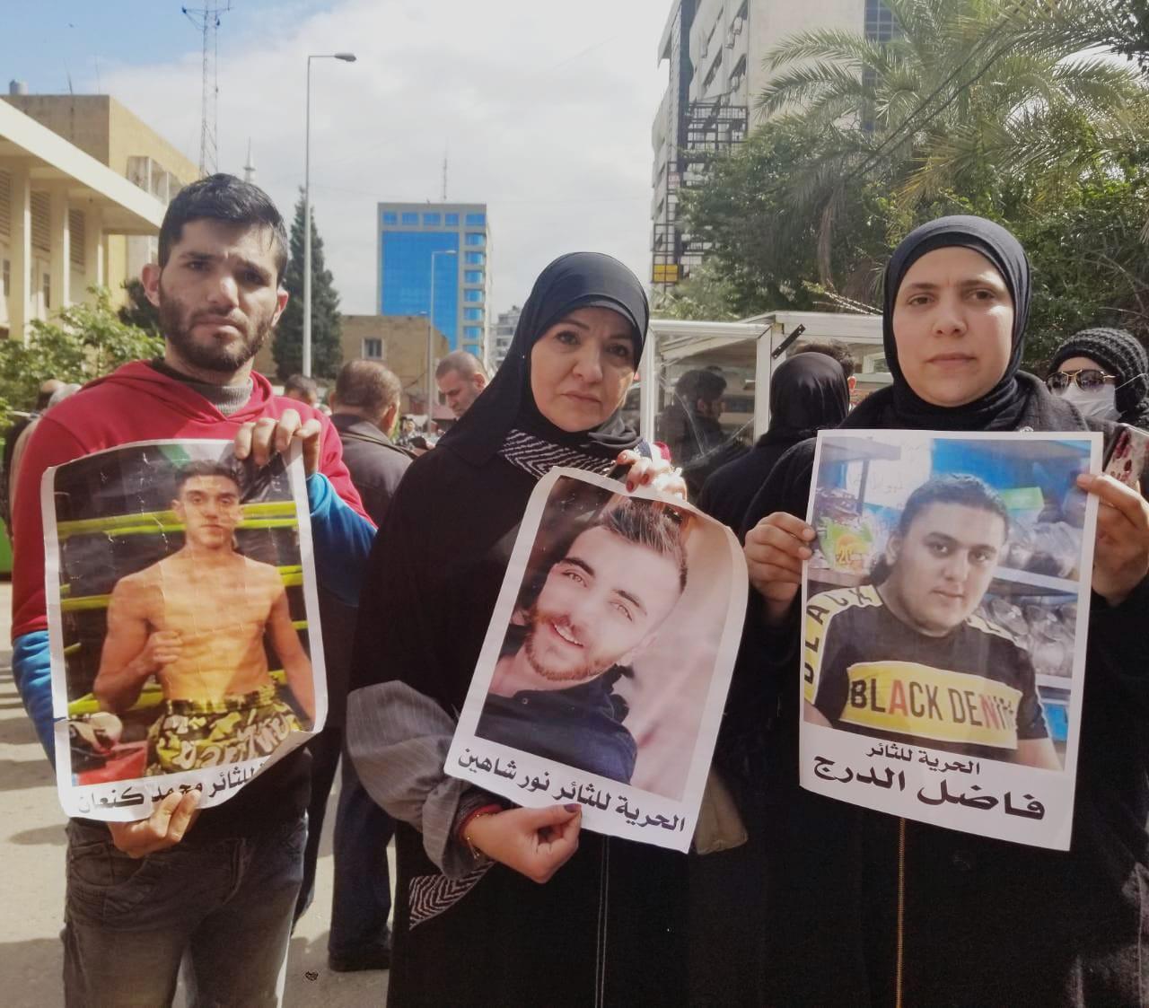 إطلاق موقوف في أحداث الجميزات بطرابلس… وموقوفان آخران يهددان بالإضراب عن الطعام