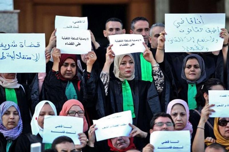 ملاحظات نقابة القضاة في الجزائر حول مسودّة مشروع تعديل الدستور