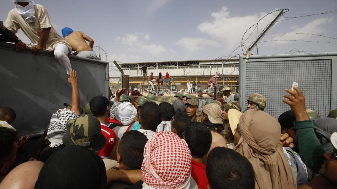 المحتجون في الكامور يعاودون إغلاق وحدة ضخ النفط: هل تتكرّر مأساة سنة 2017؟