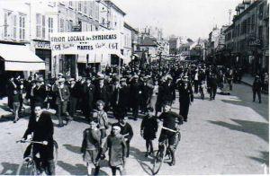 الحراك النقابي في القطاع العام في فرنسا (1884-1946): خطوات تصاعدية نحو اسقاط المحظور