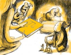 دعوى لاعادة تأسيس النظام العام: الجمهورية أمام القضاء