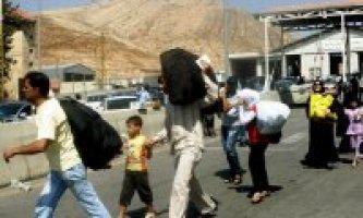 بيان بشأن اللجوء السوري إلى لبنان