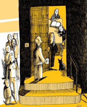 """سياسة """"الأبواب المغلقة"""" نقيضاً لسياسة فتح الأبواب الفرنسية"""