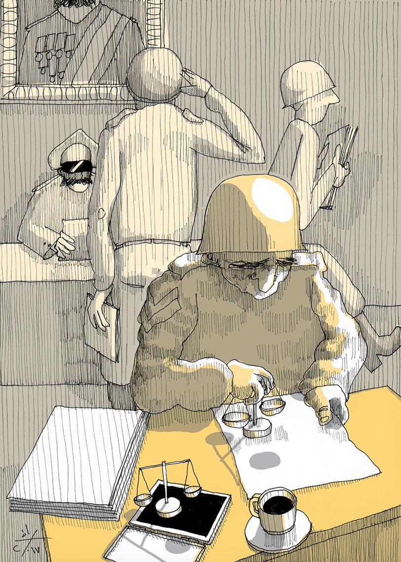 المحكمة العسكرية تهيمن على نتائج الانتخابات التشريعية الجزئية: هيبة الجيش تحجب صوت الشعب