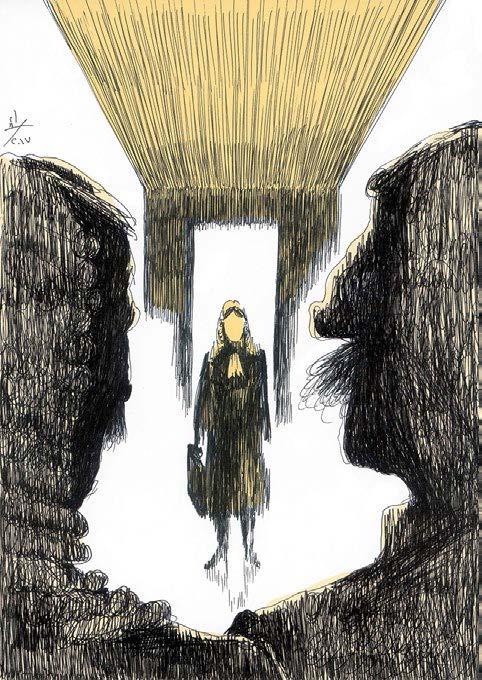 القضاة نساء في غالبيتهم قبل ختام 2019: لكن أي تمييز في توزيع المراكز القضائية؟