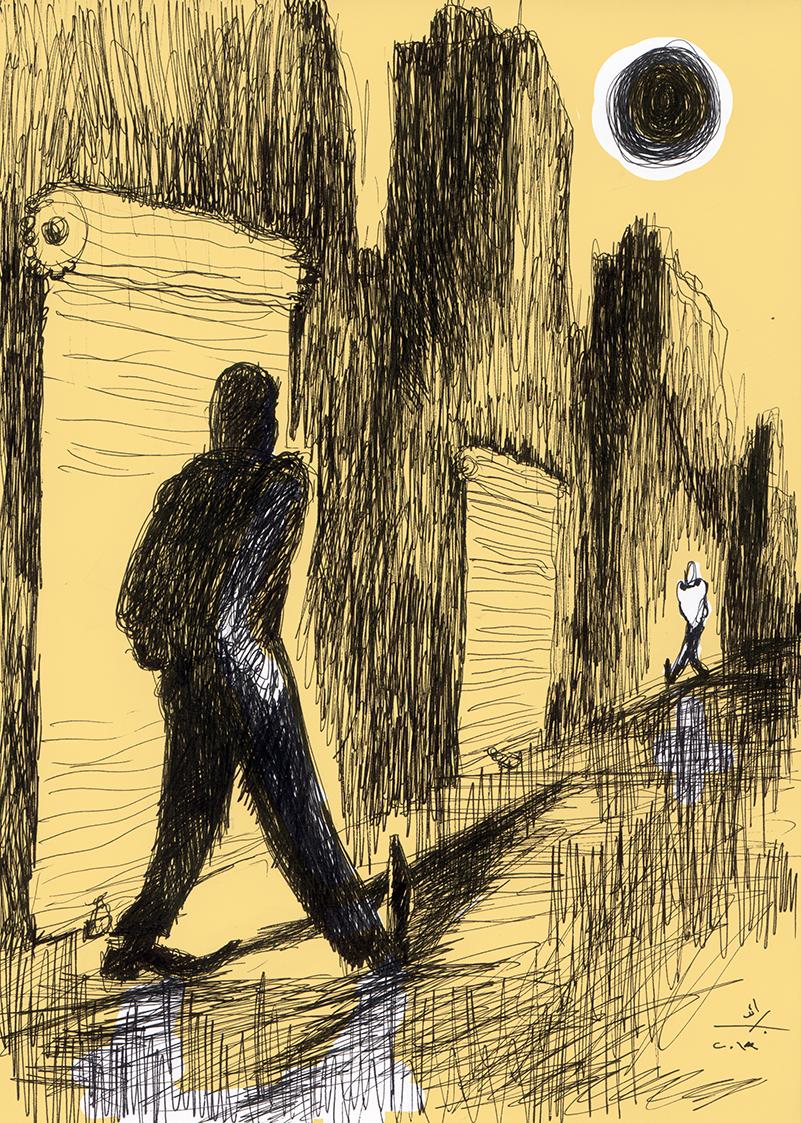 """""""فصل تعسّفي"""".. استمرار مسلسل الانتهاكات ضد الصحافيين المصريين"""