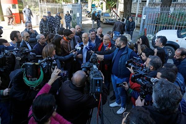 """موسى عاصي يدخل سجلّ كمّ الأفواه: """"ثورة 17 تشرين لم تندلع لنعود إلى أسوأ مما كنّا عليه"""""""