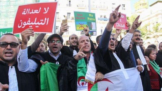 نقابة القضاة بالجزائر ترفض التدخل في استقلال القضاء