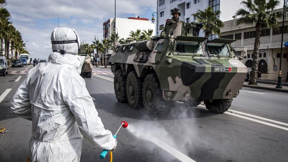 بالمغرب متابعة أكثر من 1000 شخص بسبب خرق قانون الطوارئ