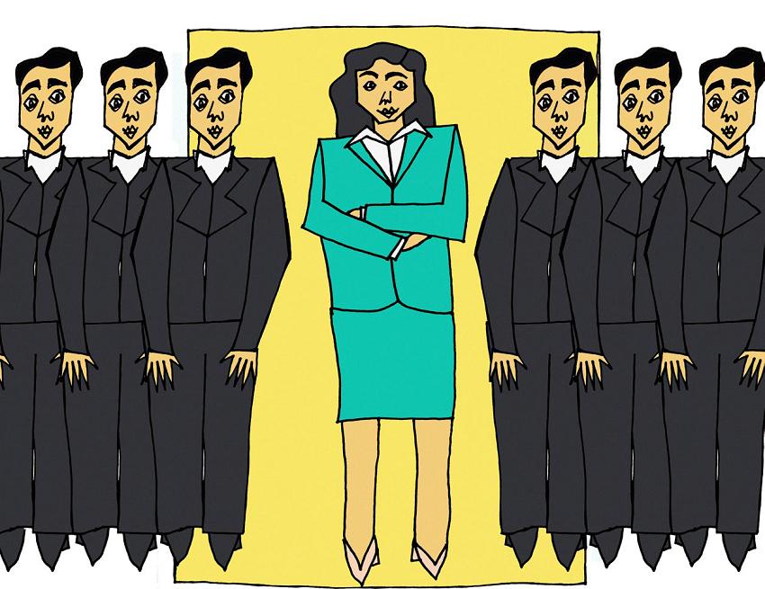 """أوّل إمرأة مستشارة للمحكمة الروحية الإنجيلية لـ""""المفكرة"""": """"علينا أن نصلح المحاكم الروحية كي لا يكون لقاضي الأحداث مجالٌ للتدخل"""""""
