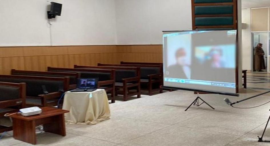 ملاحظات نادي قضاة المغرب حول مقترح قانون المحاكمة عن بعد: مراعاة المحاكمة العادلة على ضوء مبدأي الضرورة والتناسب