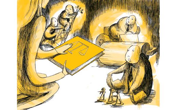 القصر الجمهوري ليس لأحد: القضاء المستعجل يوسّع صلاحيته في حماية الحقوق والحريات