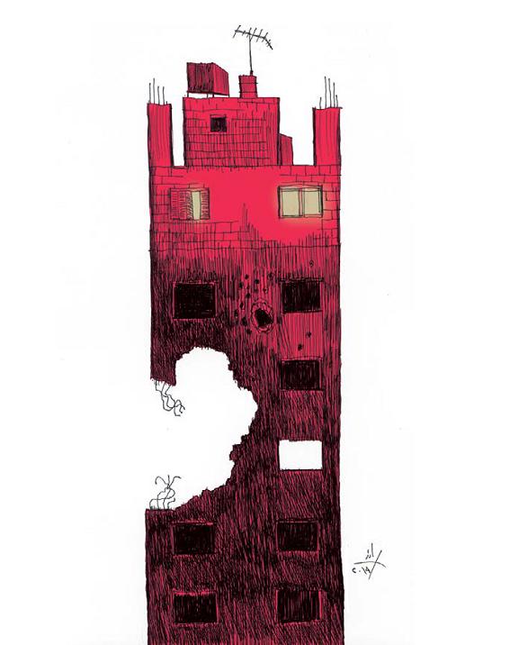حماية الأبنية التراثية وتأمين السلامة العامّة: إنهيارات المباني تفضح تقاعس الدولة