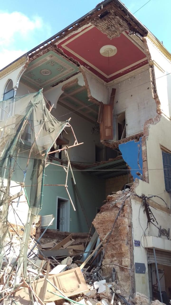 الأبنية التراثيّة بعد انفجار بيروت: مبادرات كي لا تتكرّر سوليدير 2