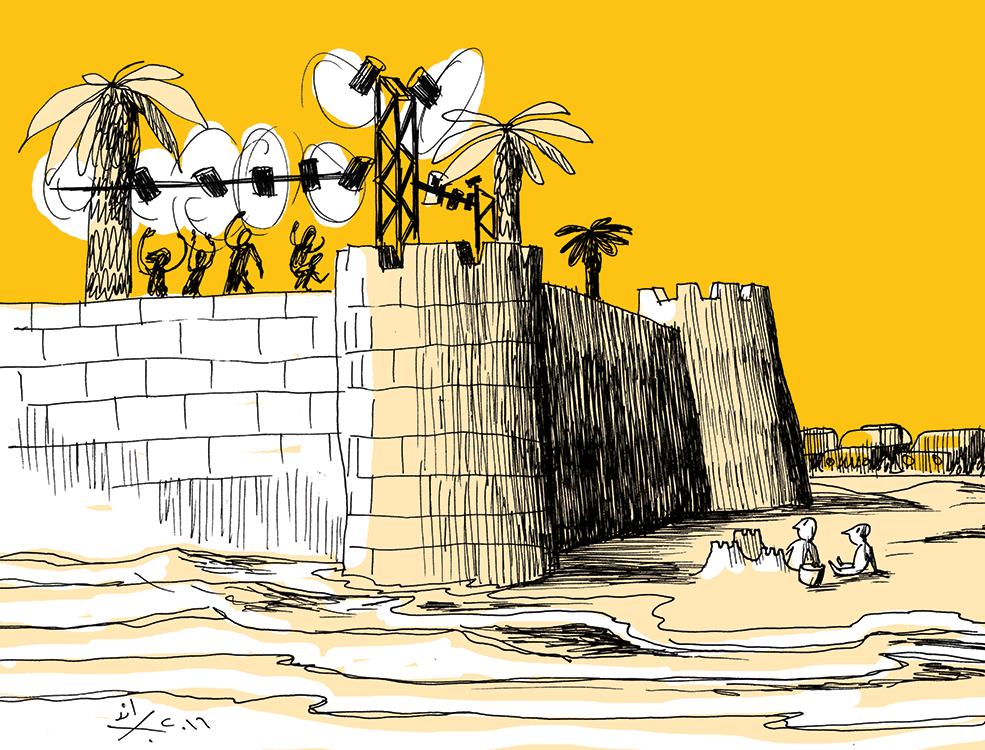 """""""الشواطئ ملكٌ للشعب"""""""