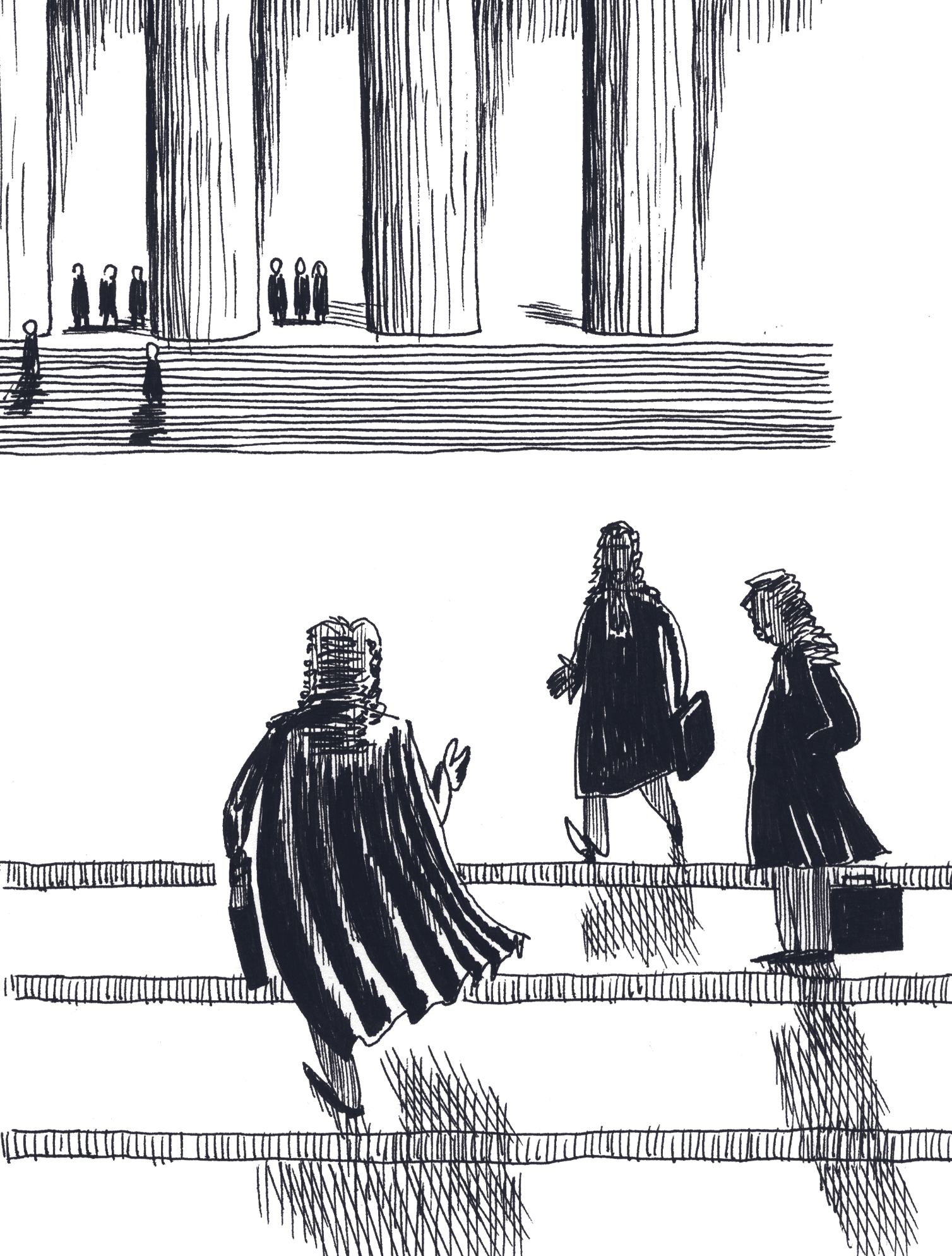 الجمعيات العامة بالمحاكم في المغرب…. عود على بدء