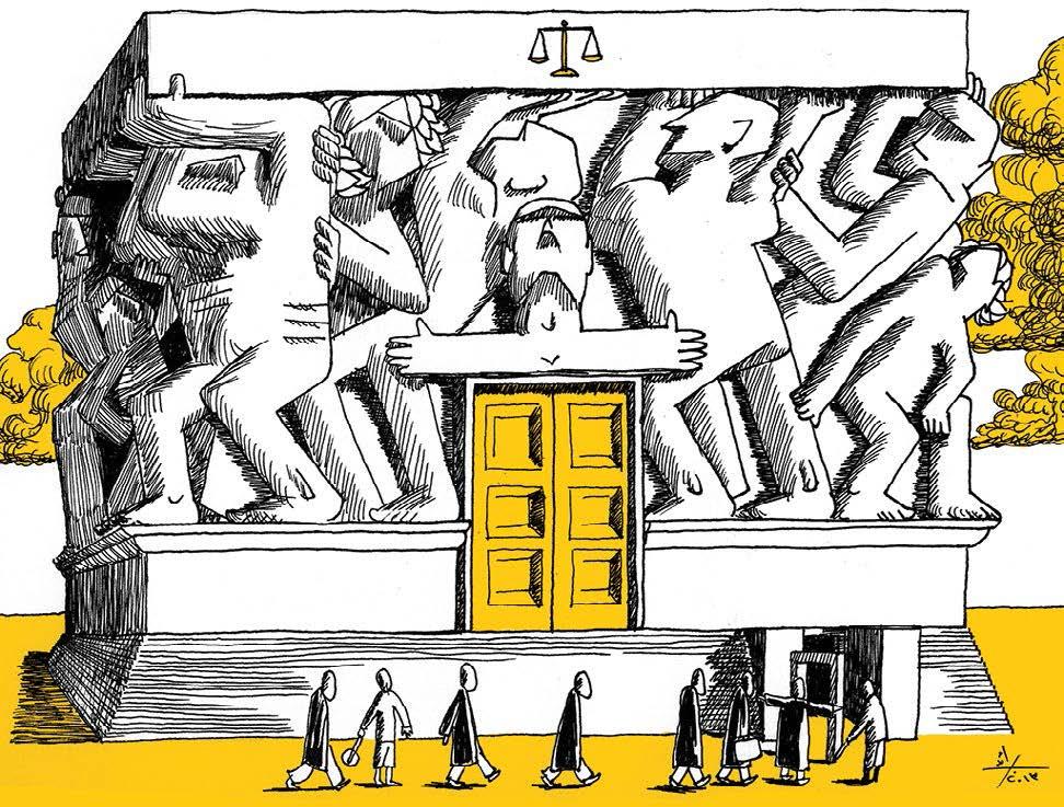 ذكرى جمعية قضاة لم تعش طويلا