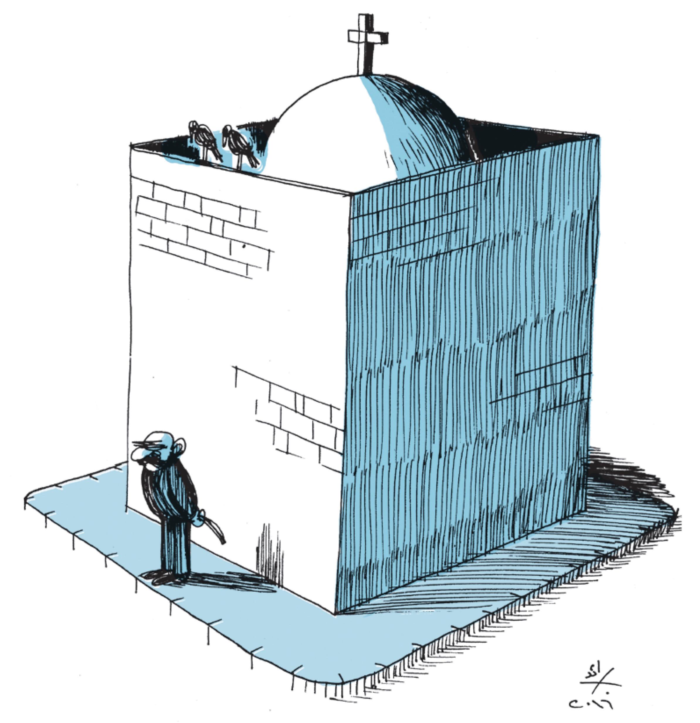 قانون بناء وترميم الكنائس في مصر: تقنين التمييز والطائفية