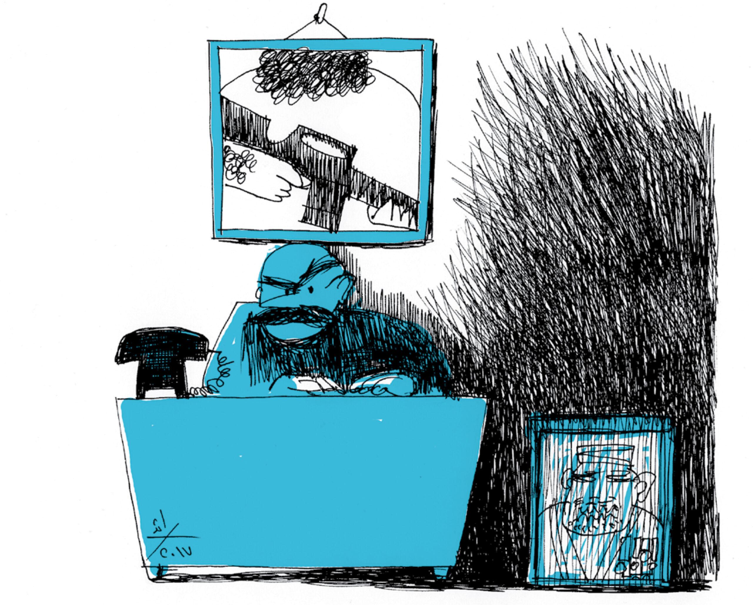 حرية التعبير والفكر والإبداع في ليبيا: إرث مكبل بالقيود وحاضر قلق ومستقبل مجهول