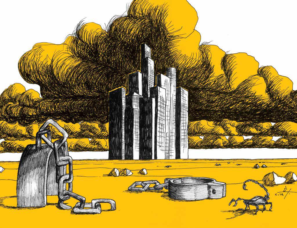 سياسة النعامة في مواجهة فقدان الوظائف: اقتراح بتصوير الصرف الجماعي للأجراء على أنّه تركٌ طوعيّ للعمل