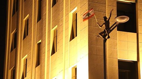 الخط السّاخن للجنة المحامين للدفاع عن المتظاهرين: ذاكرة انتفاضة تشرين