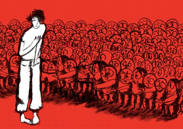 """حزبيّو السلطة مدعوون إلى """"معموديّة العار"""": ثورة متكبّرة؟"""