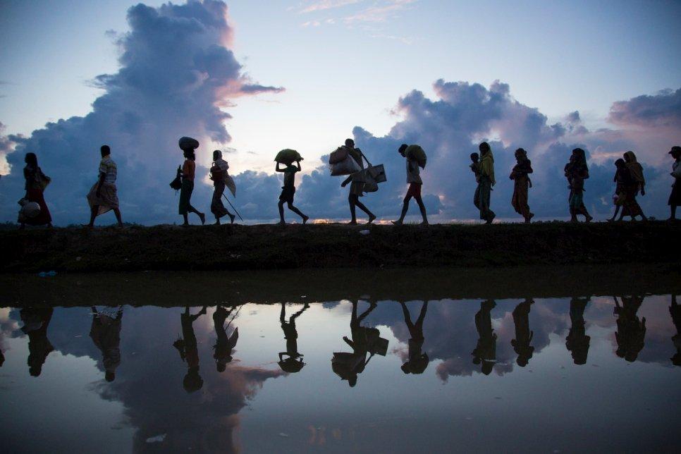 النهج القائم على حقوق الإنسان: المسألة العالقة لقانون الهجرة