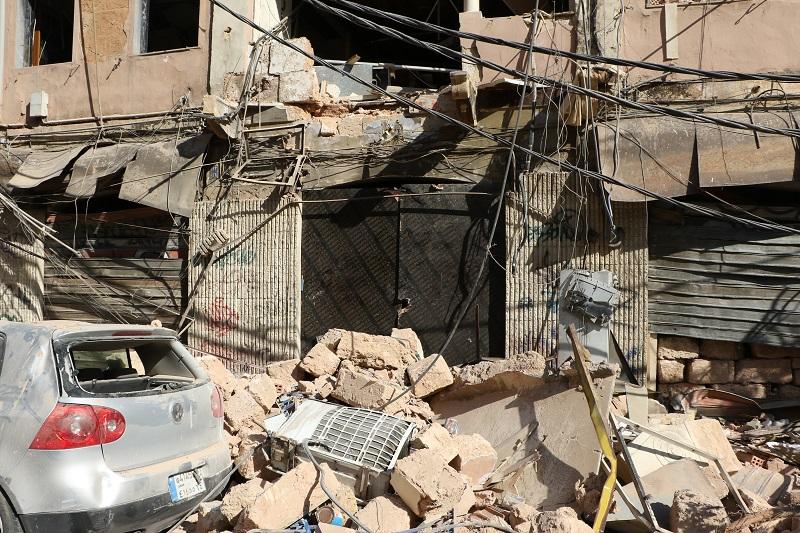 """ماذا يعني إعلان بيروت """"مدينة منكوبة""""؟ حقّ الفرد في الحياة وليس حقّ الدولة في المساعدة"""