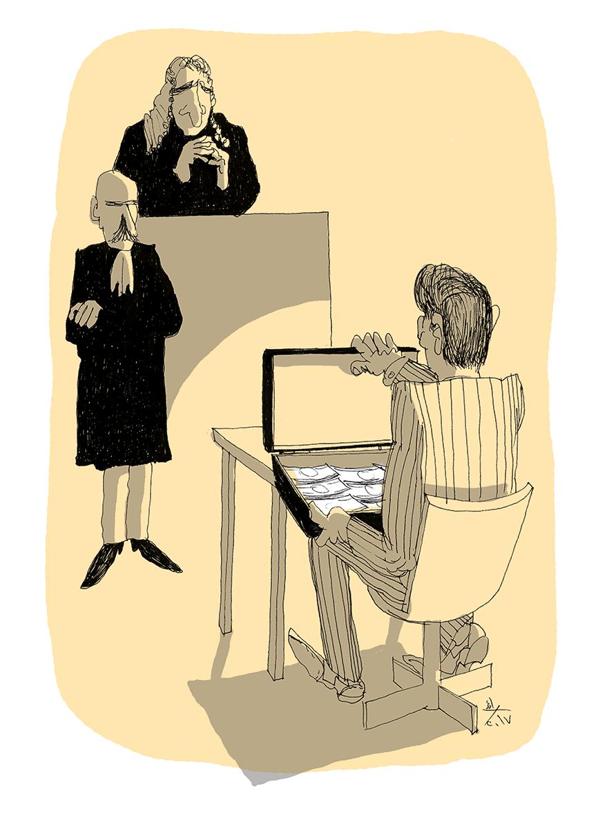 الفساد القضائيّ: وجهٌ آخر لفساد النظام السياسيّ