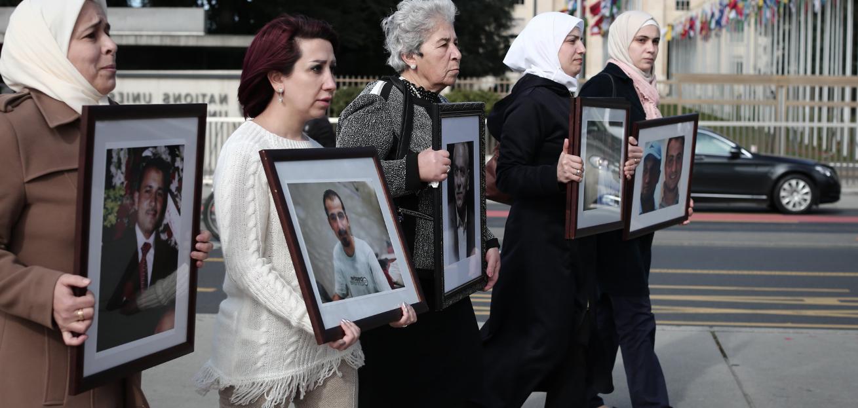 ميثاق الحقيقة والعدالة: أوّل نداء جماعي باسم المخفيّين قسراً في سوريا فوق الأرض وتحتها