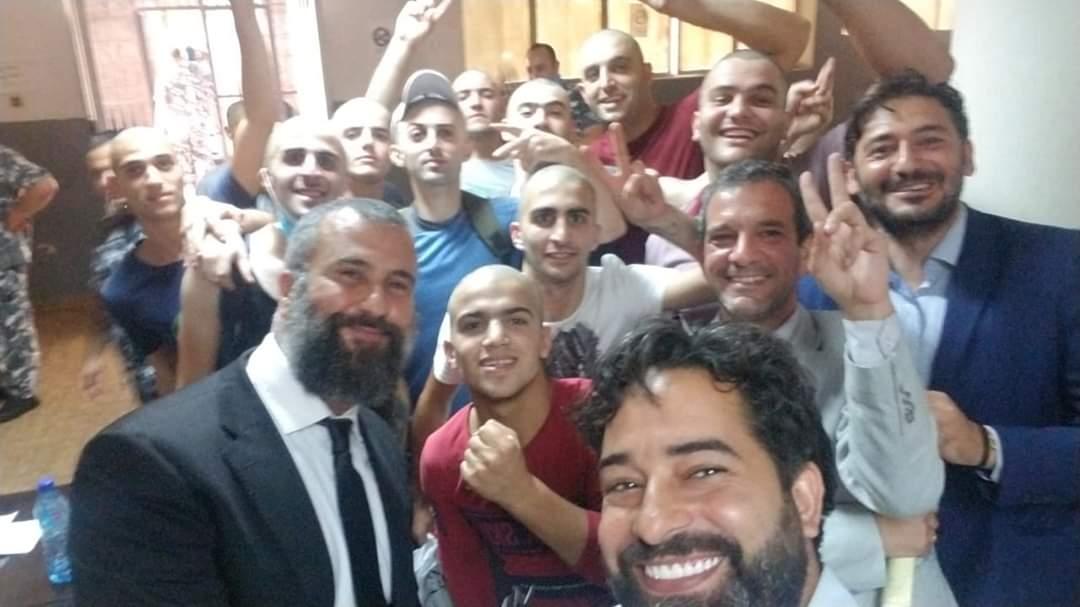 موقوفو البقاع خارج السجن بعد 12 يوماً من التوقيف: قرار استئناف غير قانوني وملف تفوح منه رائحة التدخّل السياسيّ