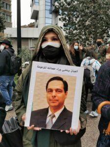مجموعات من الحراك الشعبي ضد تسييس القضاء