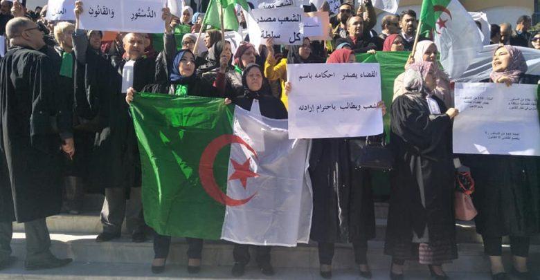 استقلال القضاء عنوانا بارزا في حراك الجزائر: قضاة يجاهرون في رفض تعليمات وزارة العدل