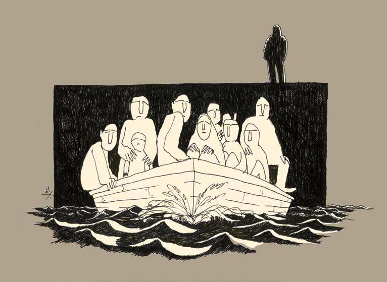 الخطاب حول قوارب الموت: جلد للذات في جنوب المتوسط تقابلها أنانية مفرطة في شماله