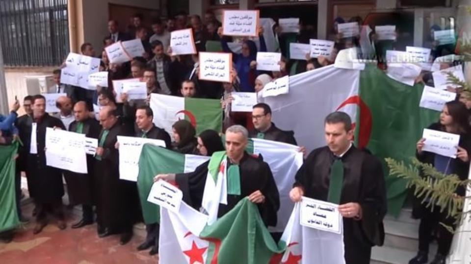 نقابة القضاة بالجزائر ترفض التعليمات الفوقية