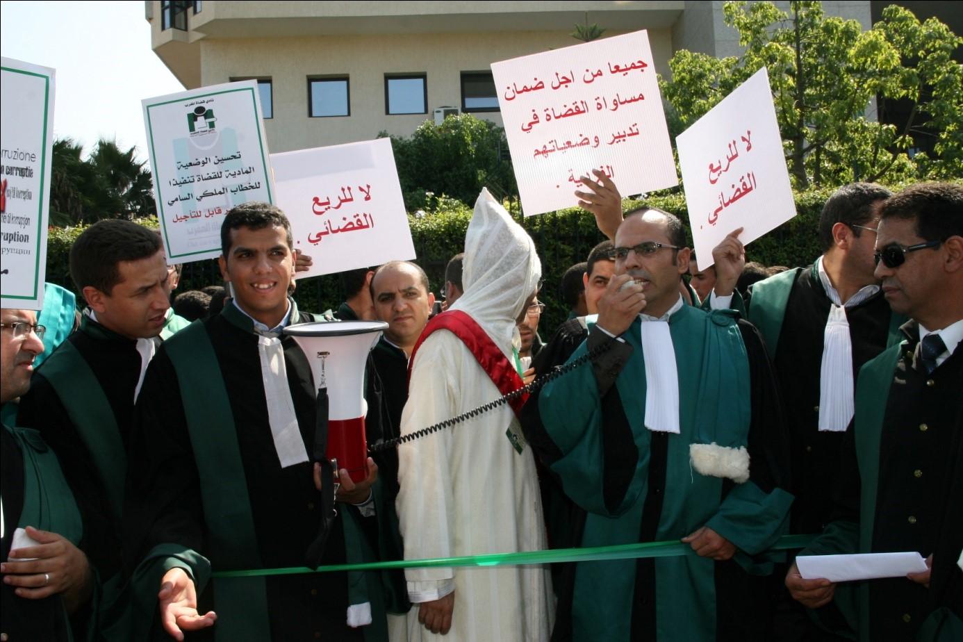 مجلس السلطة القضائية يتراجع عن نقل قاض من دون رضاه في المغرب: سابقة هامة يؤمل تعميمها
