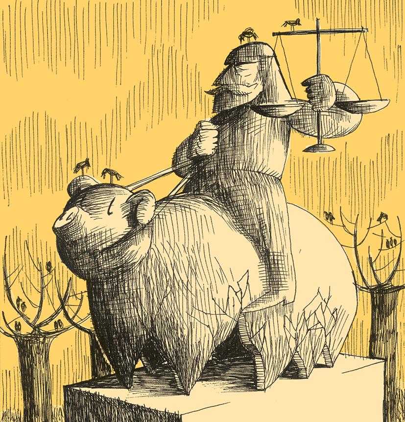 لهذه الأسباب، قانون استعادة الأموال المنهوبة لا يقبل التطبيق